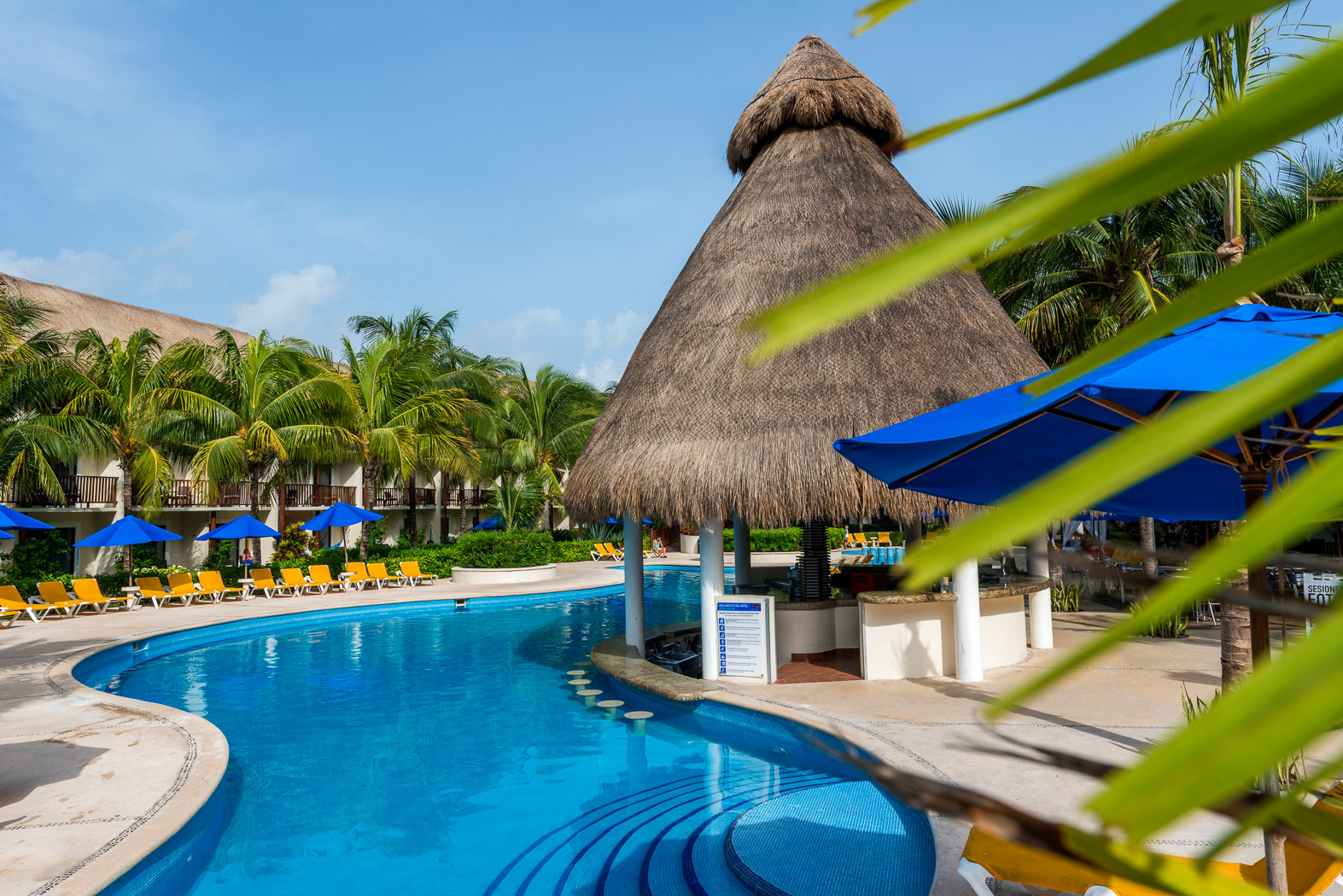 Hotel The Reef Coco Beach Mexique